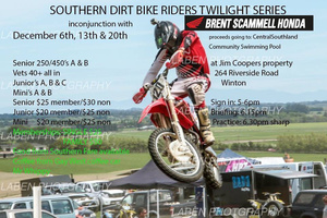 Southern Dirt Bike Riders Twilight Series