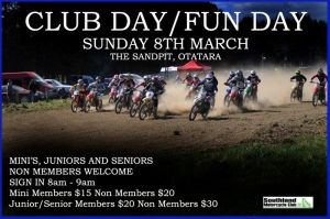 Southland Motorcycle Club - Club Day
