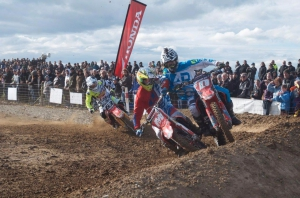 OUTSTANDING TALENT FOR HONDA NZ SUPERCROSS