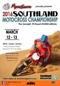 2016 Southland Motocross Championship