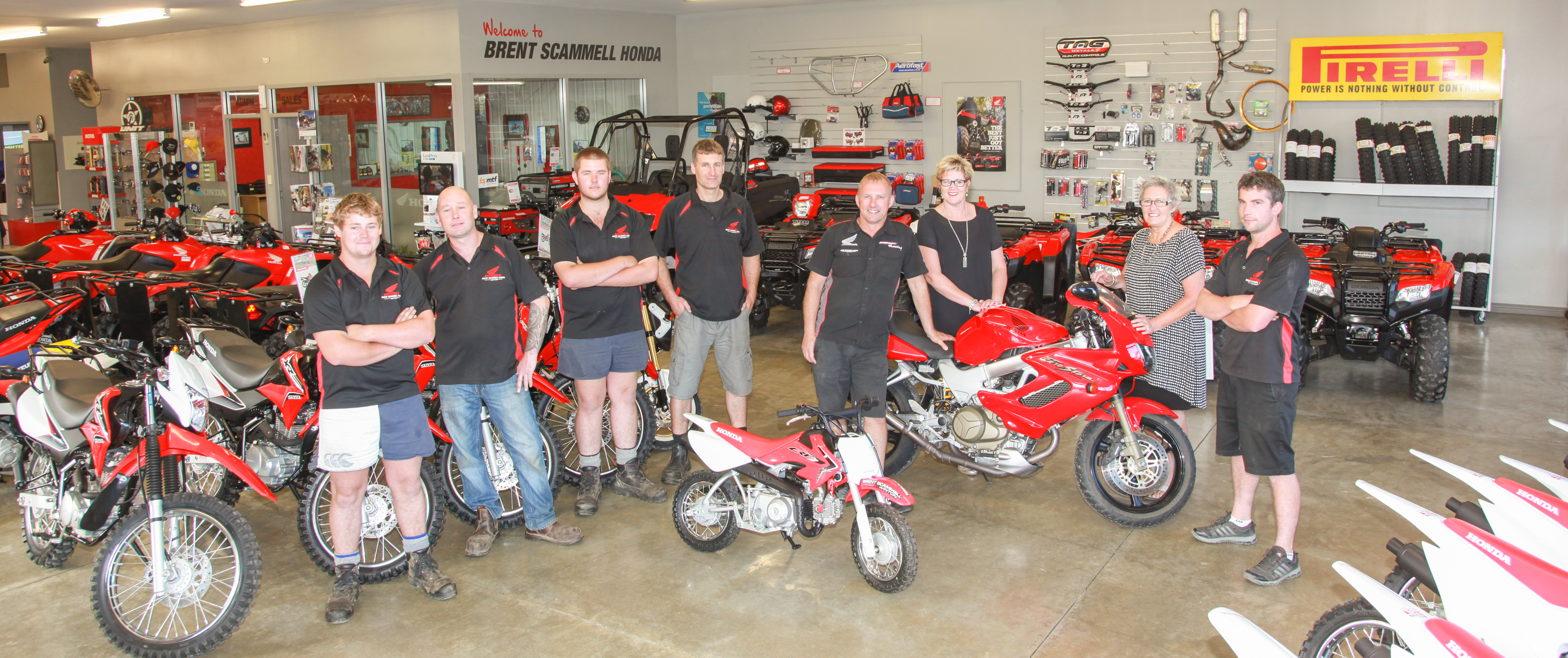 Motorcycle Technician Apprenticeship