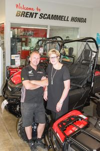 Brent Scammell Honda | Winton, Southland
