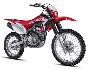 In store Now!  NEW CRF 250F