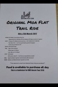 Original Moa Float Trail Ride