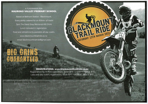 Blackmount Trail Ride