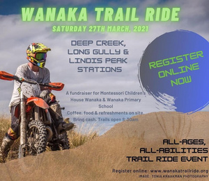 2021 Wanaka Trail Ride